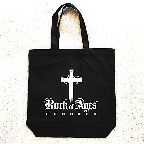 8 OZ LOGO CANVAS BAG