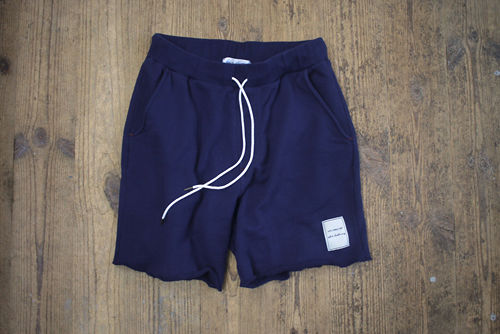 edit clothing - Sweat harf shorts