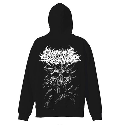 I Need You Dead Zip-UP HOODIE (GS-020-zu-bkwh)
