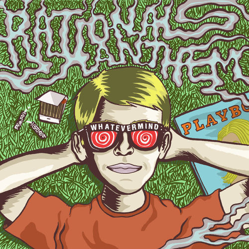 rational anthem / whatevermind cd