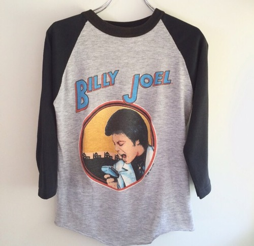 1982s vintage BILLY JUEL Tシャツ