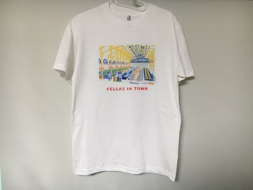 noise「Fellas In Town」Short Sleeve Tee