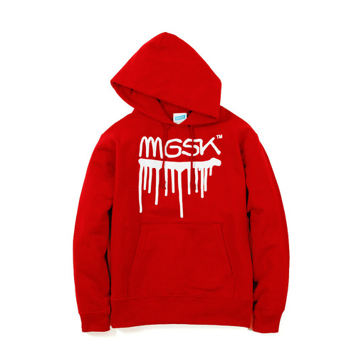 MM LOGO Parka Red