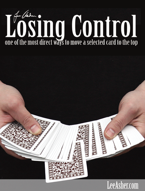 Lee Asher『Losing Control』