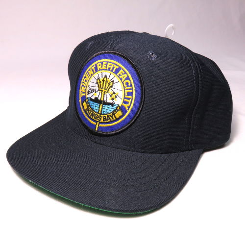90's US MILITARY CAP DEAD STOCK(アメリカ製 ミリタリーキャップ デッドストック)KINGS BAY