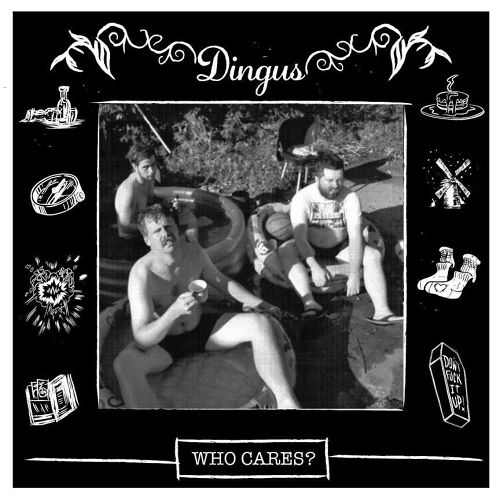 dingus / who cares? cd