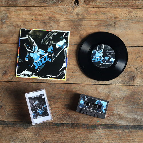"NICKELMAN / JAZZ EP ""7INCH+TAPE"""