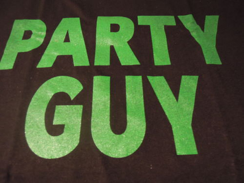 I am PARTY GUY T-Shirts