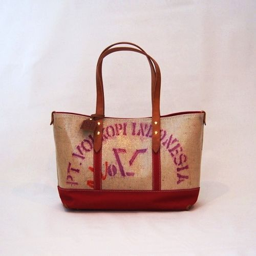 HAMPU TOTE M/red・Indonesia
