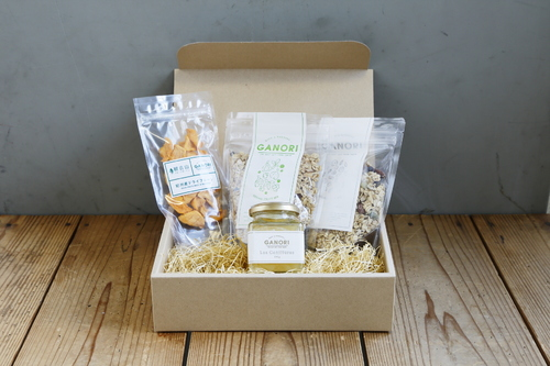 THE HARVEST GIFT SET   ハーベストギフトセット