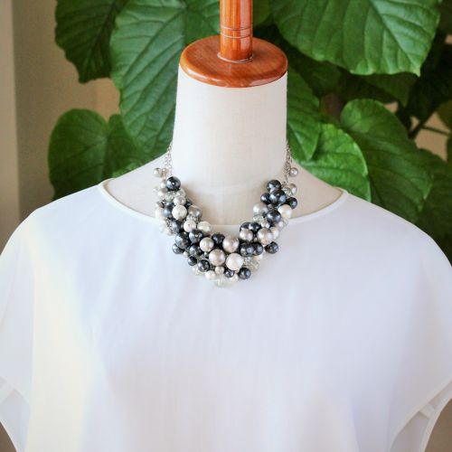 ~艶~3way necklace(Black)