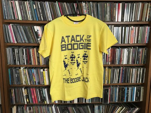 【SALE】THE BOOGIE JACK 「ATACK」Tシャツ