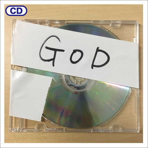 [CD]GOD 『1st demo』