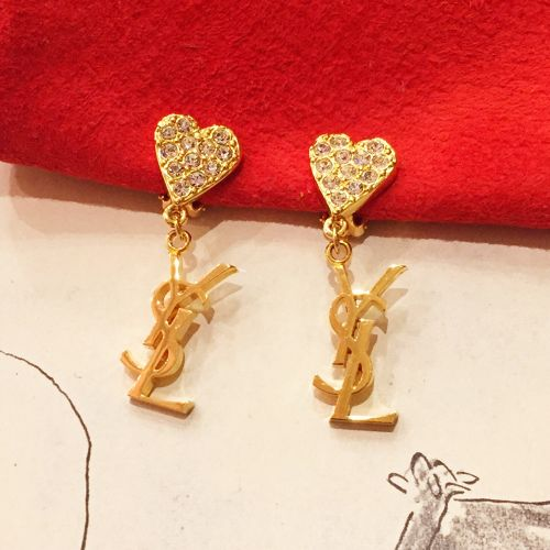 Yves Saint Laurent earring