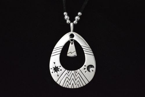 Tear Drop Necklace