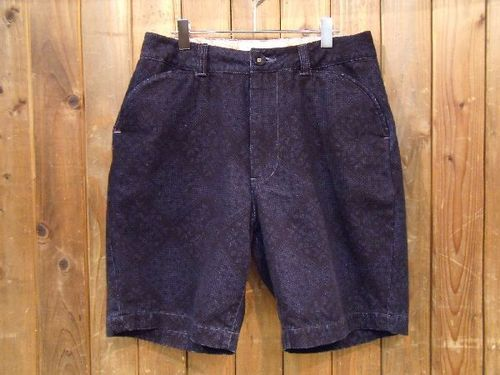 miraco★【Progress Denim Short】<M14SS02B02>