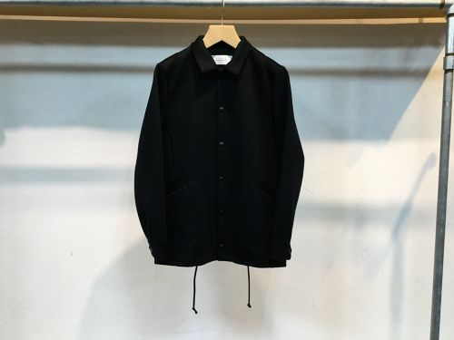 "CURLY""DUAL GROUND JACKET BLACK"""