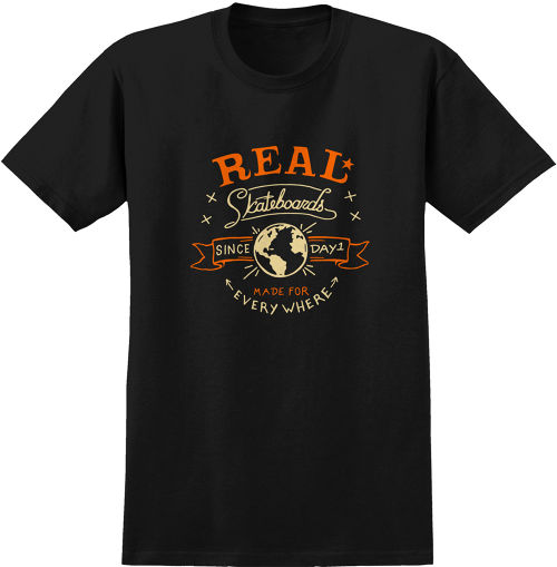 Real Made For Everywhere Tee