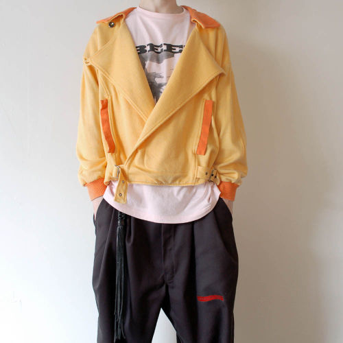 BODY MAP 80s vintage Sweatshirt Jacket