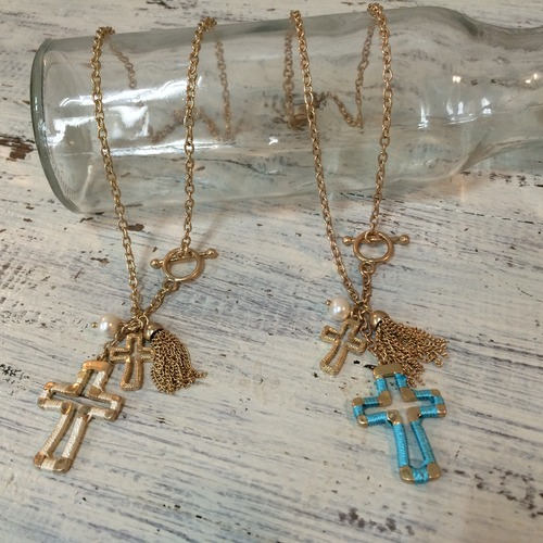 One top CROSS Necklace (CS0984)