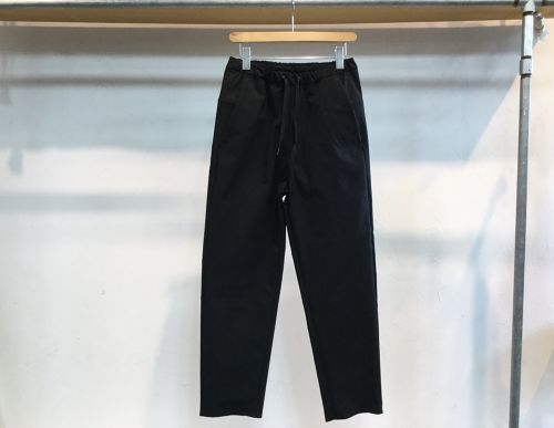 "TEATORA""Wallet Pants Full Flat Black"""