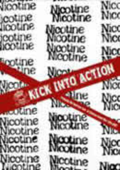 DVD / NICOTINE / KICK INTO ACTION
