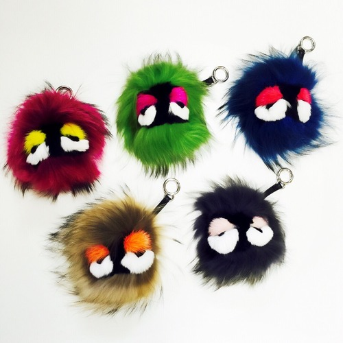Monster Fur Charm 05501