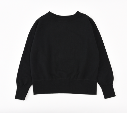 50s type crew neck sweat