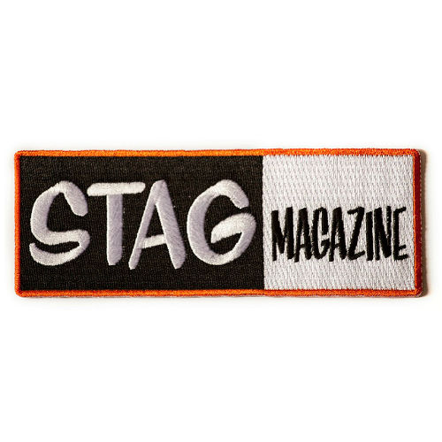 STAG magazine Patch