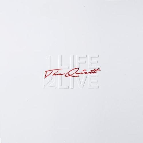 【CD】The Quiett - 1 Life 2 Live