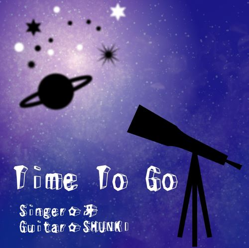 ≪Time To Go≫(Mini Album)