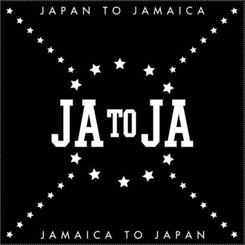 JA to JA / Bandana - Black -