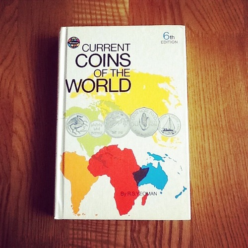 CURRENT COINS OF THE WORLD 6th EDITION