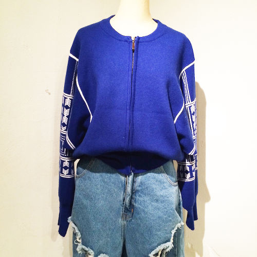 Native Dolman Sleeve Knit
