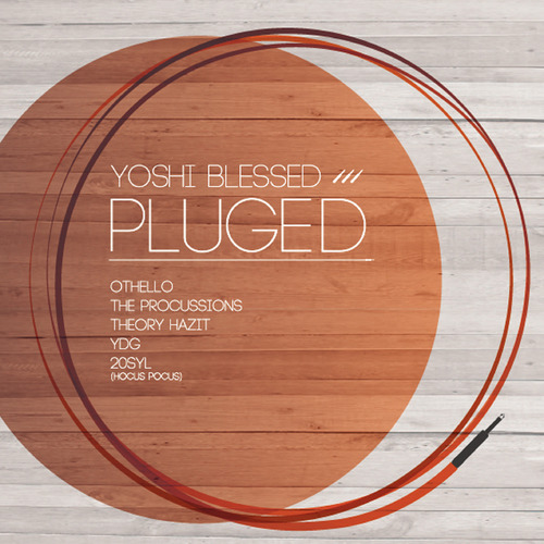 Yoshi Blessed : PLUGED(CD)