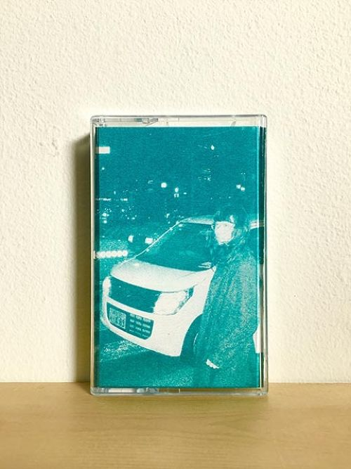 """【CASSETTE TAPE】Songs from White cobra apartment """"白蛇荘より""""(reissued) / 柴田聡子"""
