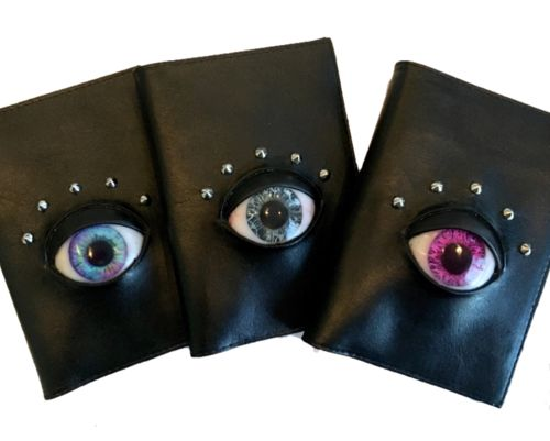 eye system notebook