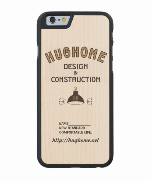 Natural Maple Wood   iPhone 6/6s ケース