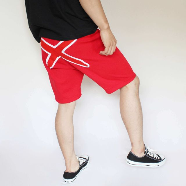 swoon shorts RED ICON - メイン画像