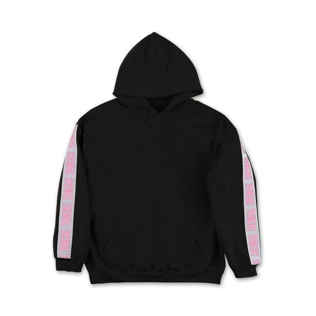 Kylie Jenner / Thick! Elastic Band Hoodie_No.15440001