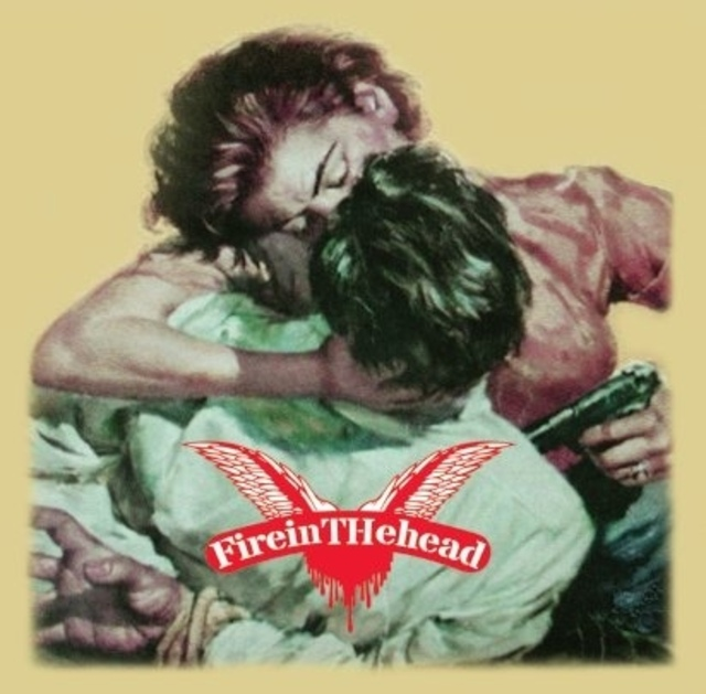 Fire In The Head - History of Obsession  CD - メイン画像