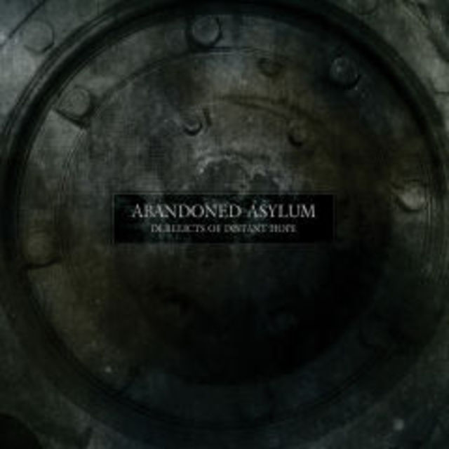 Abandoned Asylum - Derelicts of Distant Hope.  CD - メイン画像