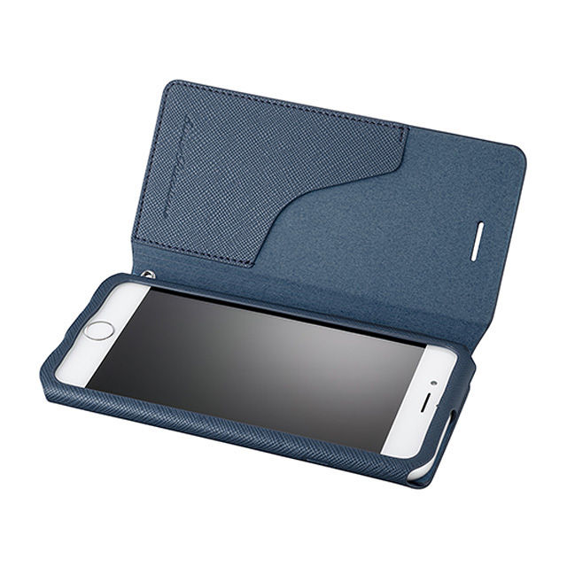 "GRAMAS COLORS Leather Case ""EURO Passione"" GCLC4006 for iPhone 6s / iPhone 6 NAVY - メイン画像"