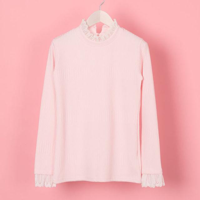 LAYERED LACE TOP(VN1702003)