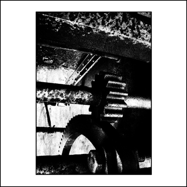 HAL HUTCHINSON - Wreckage Installations & Metalworks CD - メイン画像