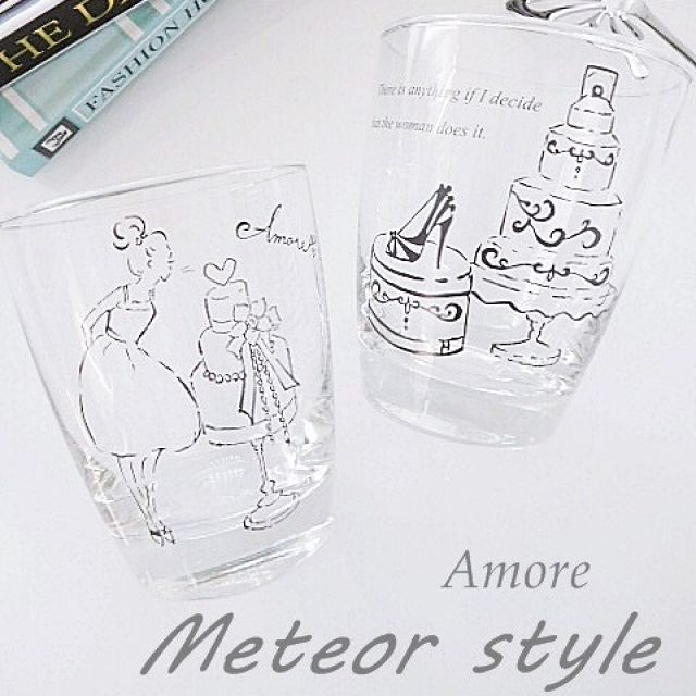 Amore ガラス用【Meteor style】