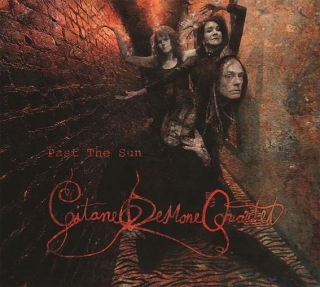 GITANE DEMONE QUARTET - Past The Sun  CD - メイン画像