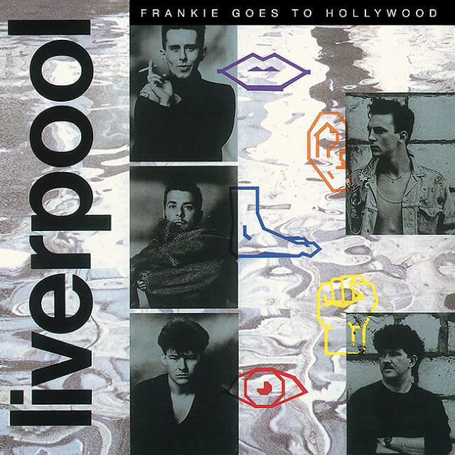 Frankie Goes To Hollywood - liverpool - メイン画像