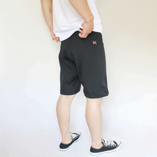 swoon shorts BLACK CROSS - メイン画像