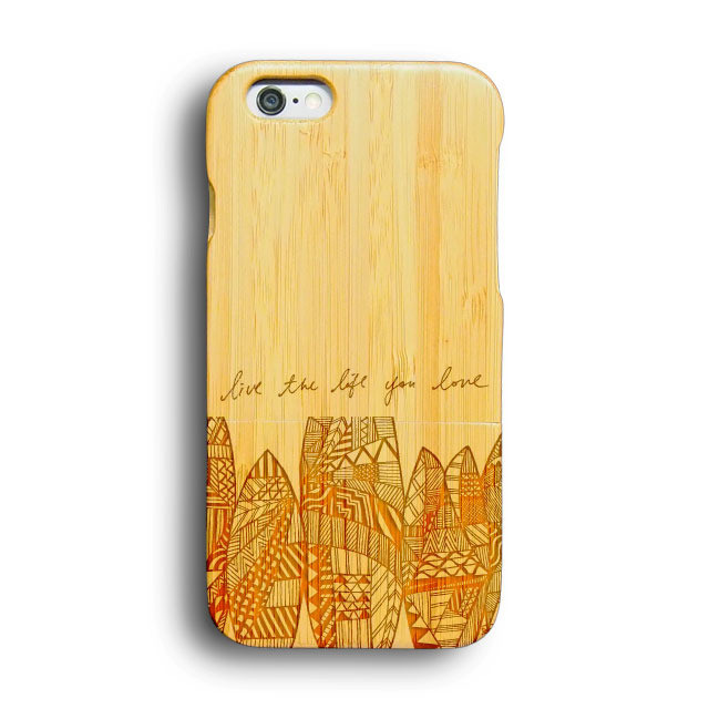 Surf Beyond Your Dreams - Live and Love - for iPhone6/6s - メイン画像